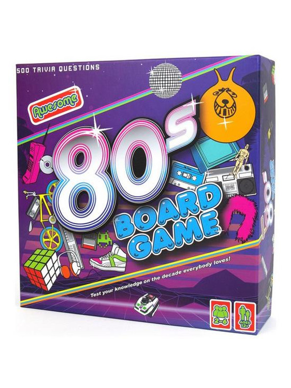 80's Board Game