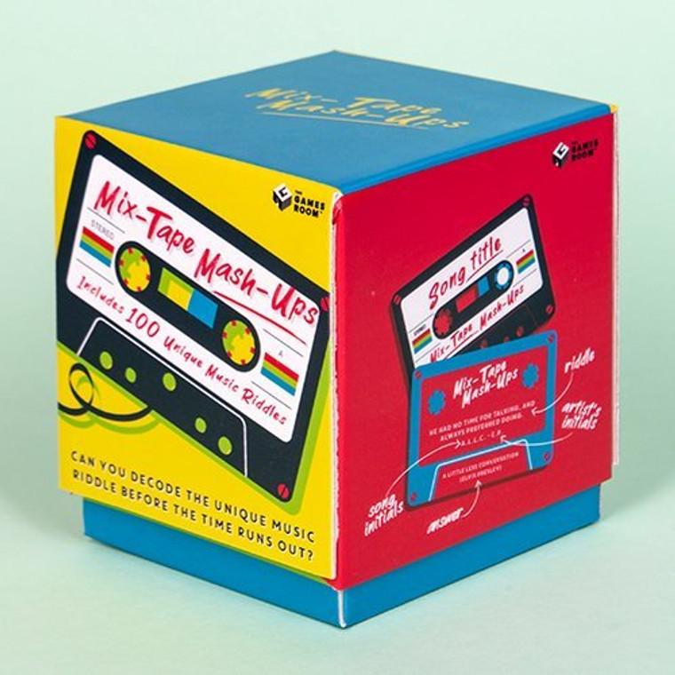 Mix-Tape Mash-Ups Game