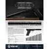 Dead Air Odessa-9 pistol suppressor