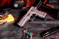 Sig Sauer P320 X-FIVE Legion 9mm Pistol