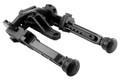 Cadex Falcon Bipod with universal Picatinny rail adaptor