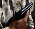Beretta M9A1 Tactial 9mm Pistol 92FS Type M9A1 with USMC