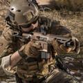 Maxum Defense .300BLK Tactical Pistol PDW in FDE  tactical use
