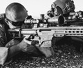 Barret Mk12 ASR Deplpyment kit in action