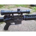 C538 Nightforce 2.5-10x24mm scope perfect for Mk12 Mod1 clone build