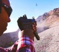 shooting the PTR MP5K clone pistol