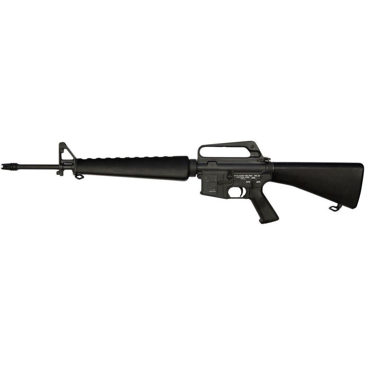 Colt M16A1 Retro Re-issue semi-automatic rifle