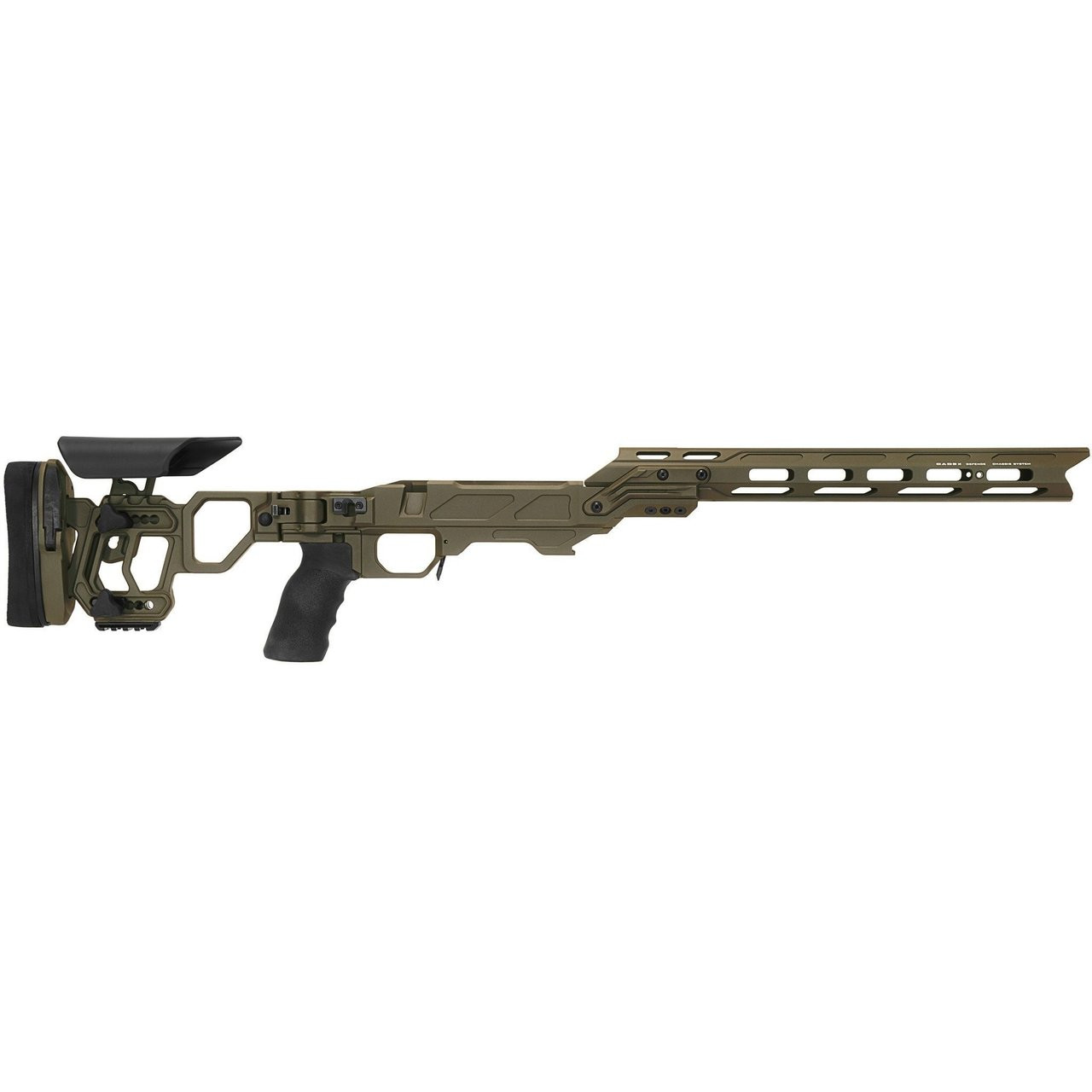 Cadex Lite Competition Chassis with Skeleton stock for Rem 700