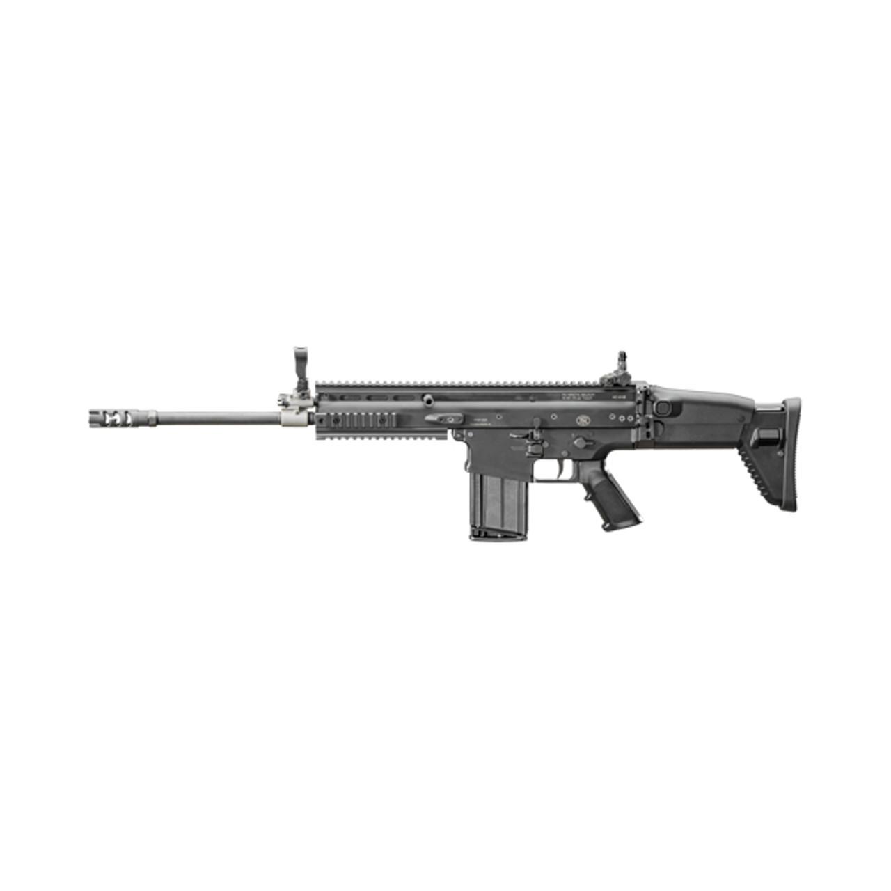 FN SCAR 17S 7 62mm Black 16