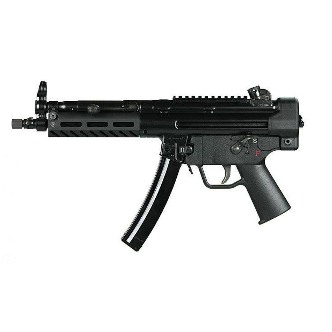 PTR 9CT pistol (9mm) 601 - HK MP5 clone