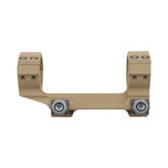 """Knights Armament KAC Scope Mount 30mm - TAUPE Used (1.5"""")"""