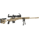 "Cadex CDX-30 Guardian Lite Long-Range Precision Rifle, 6.5CM, 24"" barrel, tan"