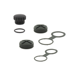 Battery cap and dust covers for Aimpoint Comp and PRO (3 pc)