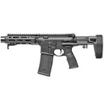 "Daniel Defense DDM4 PDW 300 BlackOut 7"" Pistol w/ Maxim Collapsible Brace"