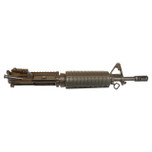 "Colt Commando FBI barreled 11.5"" Upper Receiver Group SWAT Custom Enhanced 6933 SBR or Pistol, no BCG"
