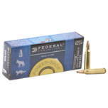 Federal Ammo:  223 Power-Shok 55 gr soft point, box of 20 rnds