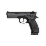 CZ 75 SP-01 9mm Pistol, steel frame, 18 rnds, night sights