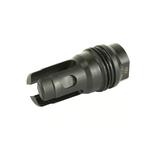 Rugged R3 3 Prong Flash Suppressor / Muzzle Adapter 1/2-28 (7.62)