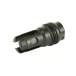 Rugged R3 3 Prong Flash Suppressor / Muzzle Adapter 1/2-28 (7.62)
