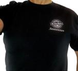 Blacks Hills Ammunition Men's T-Shirt - Black