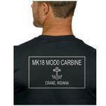 Mk18 Mod0 T-Shirts from Nine Line and Charlies Custom Clones