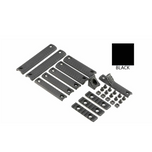 Knights Armament (KAC) URX III and 3.1 Deluxe Rail Panel Kit - Black