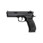 CZ 75 SP-01 9mm Pistol, steel frame, 18 rnd, fixed night sights