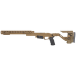 AI AXSR AICS Folding Chassis in FDE for Remington 700 SA