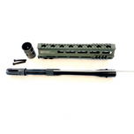 "FBI HRT Federal Rail and Barrel Kit - 11.5"" Geissele - Daniel Defense"