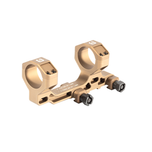 """Badger Ordnance Condition One Modular Mount- 30 mm 1.70"""" (Lower 1/3rd Height) - Tan"""