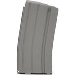 USGI 20-round AR15 / M4 / M16 magazine - stainless w/ gray teflon finish