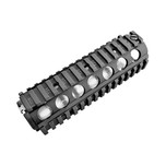Knights Armament KAC RAS quad rail new old stock on an M4A1 rifle Block 1