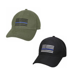 Thin Blue Line caps - Support Your Police