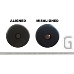 Suppressor Barrel Alignment Gauge (Rod) from Geissele and Surefire