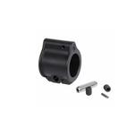 Geissele low profile gas block, Black Oxide
