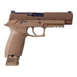 Sig Sauer P320 M17 Commemorative 9mm military pistol