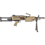 "FN M249S SAW ""PARA""in FDE"