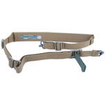 """Blue Force Gear Vickers Combat Applications Sling - 2"""" padded COYOTE w/ push-button"""