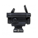 Aimpoint CompM5 with Geissele 1/3 co-witness mount, black - combo