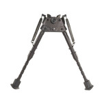 Harris Bipod 6-9 in swivel with notched legs S-BRM