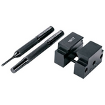 Wheeler Delta Series A2 front sight taper pin removal tool