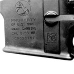Colt M4A1 US Government Property marked SOCOM rifle lower receiver