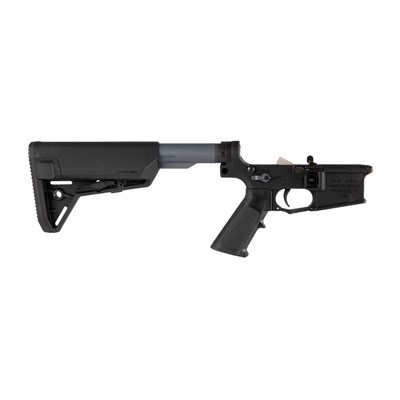 Knights Armament KAC SR-15 IWS Lower Receiver Assembly - complete