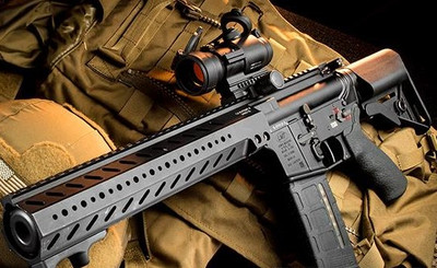 LMT Confined Space Weapon - PDW SBR 300 BO