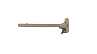 LMT Tactical Charging Handle extra heavy duty in FDE
