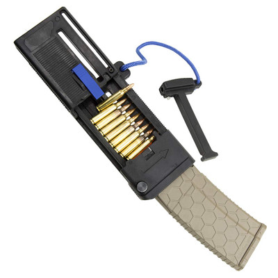 Rifle Magazine Speed Loader for .223 / 5.56 NATO on AR15 or M4 Carbine