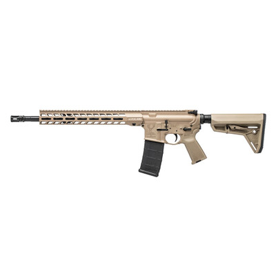 """Stag 15 Tactical Rifle 16"""" 5.56mm in FDE"""