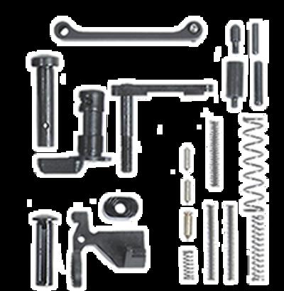Mil Spec AR15 / M4 semi-auto lower parts kit (LPK) less grip and FC from RRA