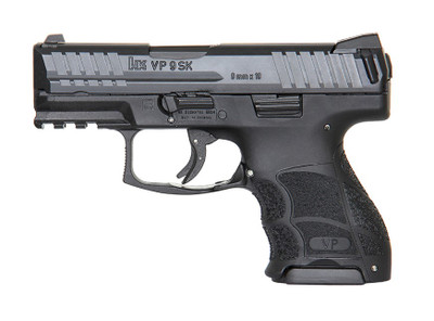 Heckler Koch HK VP9SK 9mm Sub-Compact Pistol 10 rnd Compliant