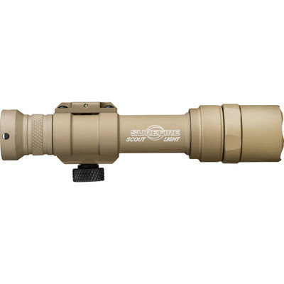 Surefire M600 Ultra Scout Light Weaponlight in Tan with M75 mount - M600U